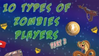 download lagu 10 Types Of Zombies Players Part 2- Which One gratis