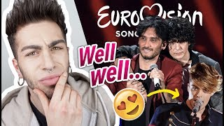 EUROVISION 2018: ITALIA Ermal Meta, Fabrizio Moro   MALBERT