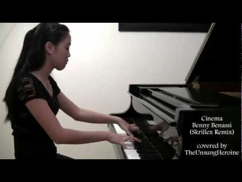 Cinema – Benny Benassi/Skrillex Remix (Piano Cover) WITH DROP