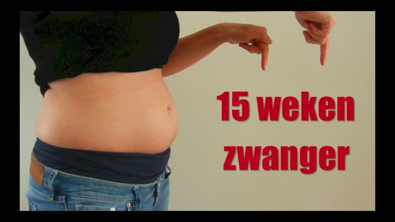 7 weken zwanger