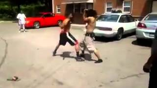 thief get beaten up