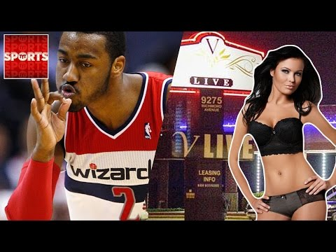 JOHN WALL Drops $47K At STRIP CLUB [VIDEO]   Anything Wrong With Making It Rain?