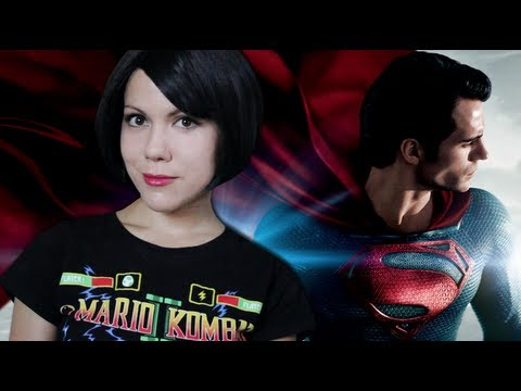 Man of Steel Review (SPOILERS) - Geekgasm