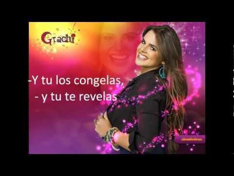 Grachi Cancion Magia - Letra