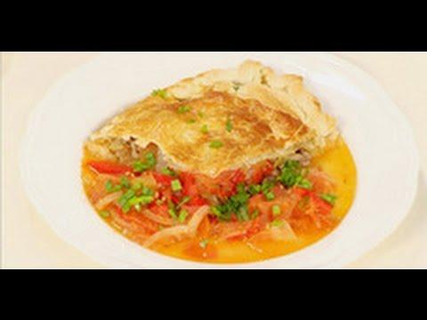 Эмпанада - пирог с мясом и овощами от Ильи Лазерсона / Обед безбрачия / испанская кухня