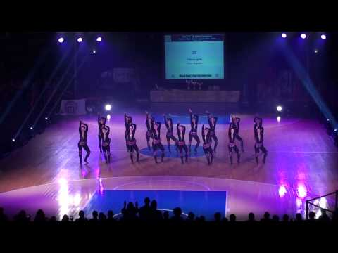 Falcon Girls - Europameisterschaft 2013