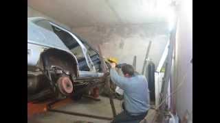 Модернизация гаража своими руками 86