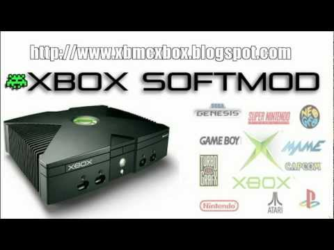 Xbox Softmod Tutorial - Retro Games on your original Xbox (Easy to do!)