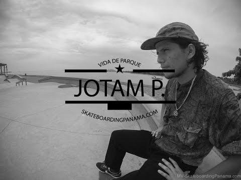 Vida de Parque con Jotam Perez - Skateboarding Panama