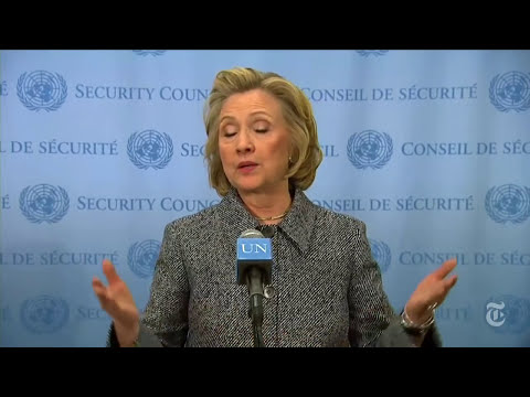 Hillary Clinton Answers Questions on Email Controversy [FULL] | The New York Times