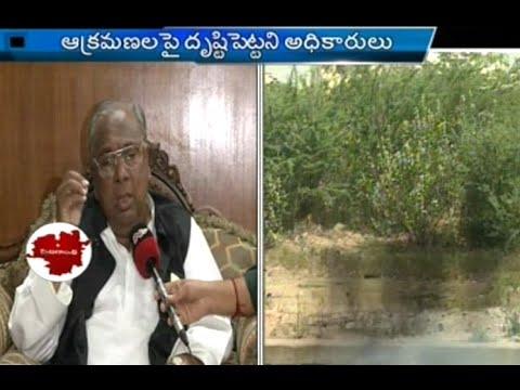 Illegal Constructions Around Ponds in Hyderabad – Part 02