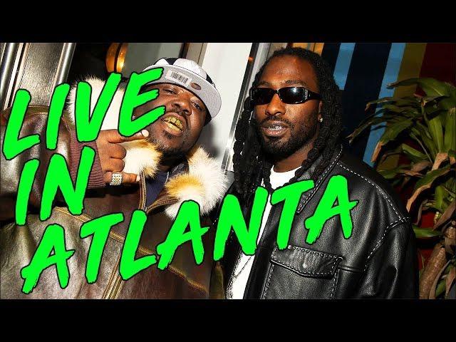 8Ball & MJG Live at Club Space in Atlanta (May 24th, 2013)