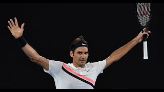 Roger Federer - You can tell grandkids about him