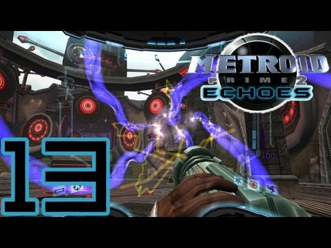 Let's Replay - Metroid Prime 2 [100%] [Hypermodus] - Deutsch (Part 13)