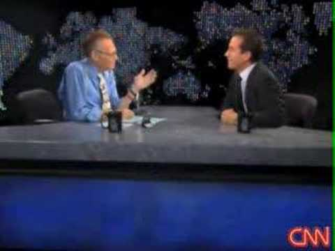 Seinfeld Rips Larry King Video