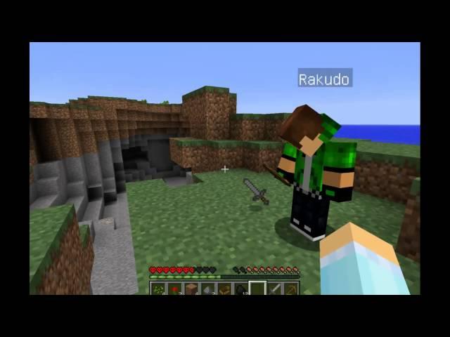 Minecraft - 1.6.2 - Island Hardcore - Díl 1 [Jirkův pohled]