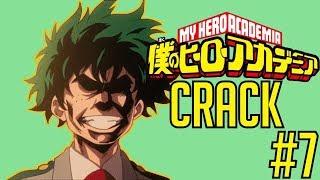 Boku No Hero Academia Crack #7