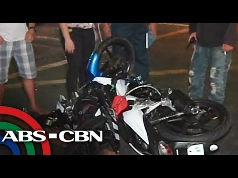 Policewoman critical in motorcycle mishap