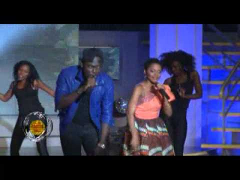 Ayo - Performing Jankoliko Alongside Chidinma On Project Fame Stage video