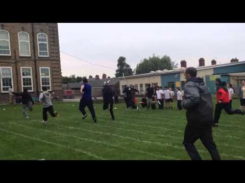 Sports day @ Hillbrook School 24/9/2013