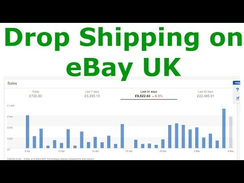 Drop Shipping on eBay UK with DsGenie and Sold £9,822.60 in 30 Days aftetr 3 Months with DsGenie