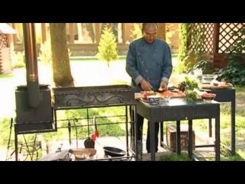 Огненная еда - Выпуск 0020