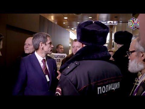 Где вы видели в России права человека!?