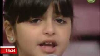 Little girl sings better than justin bieber - baby