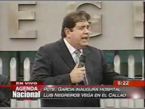 Alan García responde duramente a Bachelet