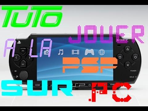 Tuto émulation de psp sur pc JPCSP thumbnail