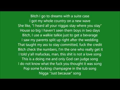 Trophies by Drake (Lyrics)