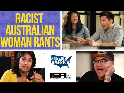 Australian Woman's Racist Train Rant Caught on Video! - Angry Asian America Ep. 7