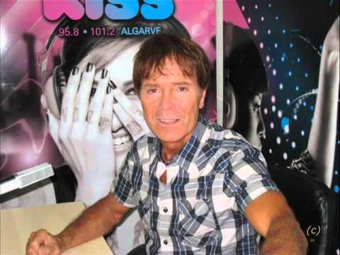 Sir Cliff Richard @ Kiss FM Portugal