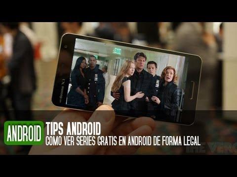 Cómo ver series online gratis en Android