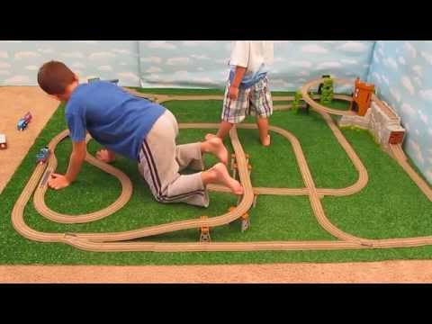 Spring Break Castle Quest Set Thomas And Friends Adventure Time 1 video