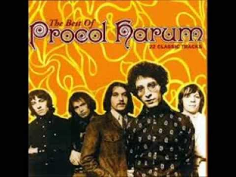 Procol Harum - Whiskey Train