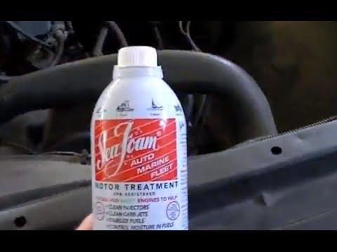 Seafoam Motor Treatment Test Engine Cleaner Youtube