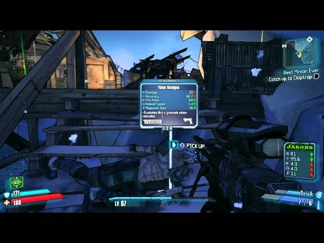 Borderlands 2 - Gameplay - Xumi Recomenda!