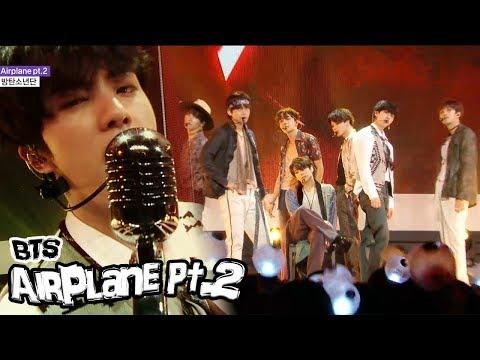 [Comeback Stage] BTS - Airplane pt.2 , 방탄소년단 - Airplane pt.2  Show Music core 20180526