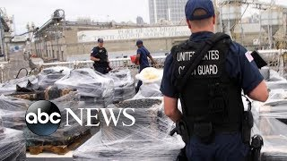 Cocaine cowboys: Inside the US Coast Guard's war on drugs | ABC News