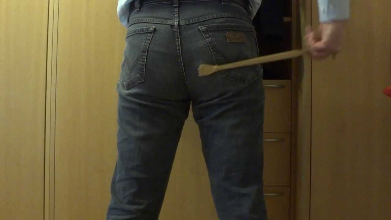 Boys spank in jeans gay twinks the guy 9