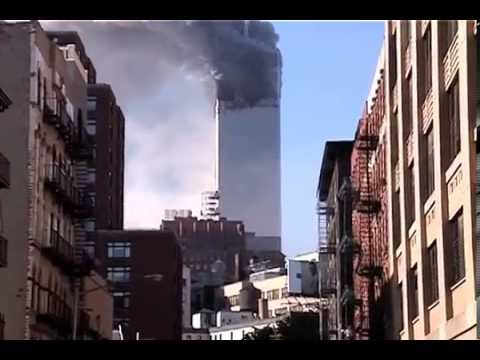 9/11 TWIN TOWERS COLLAPSED SLOW MOTION BY ANDRES BARRILA