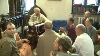 2012.11.04. Kirtan before Sunday Program HG SDA Kaunas Lithuania