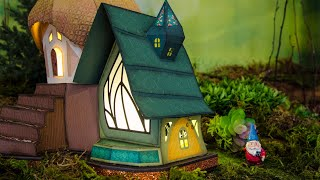 Fairy Cottage SVG Kit Trailer