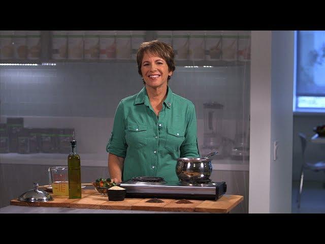 La mejor manera de preparar la quinua | Consejos de Herbalife para una alimentación saludable