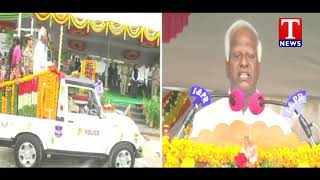 Dy CM Kadiyam Srihari Speech | Independence day Celebrations Telugu