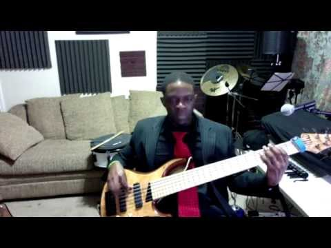 Israel Houghton & New Breed // Rez Power - Easter Bass Cover