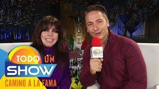 ¡Verónica Castro estuvo presente en Las Mañanitas a La Virgen de Guadalupe!   Todo Un Show