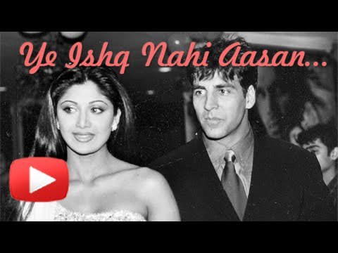 Akshay Kumar And Shilpa Shetty: The Unforgetable Love Story Before The Separation