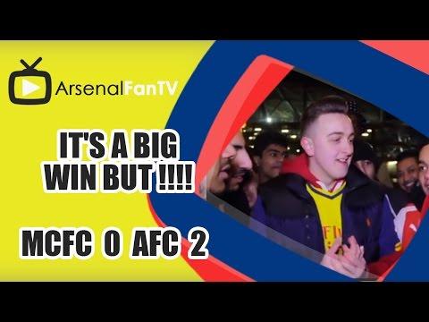 It's a Big Win But !!!! - Man City 0 Arsenal 2